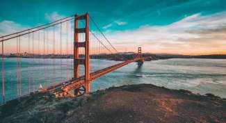 Sie beenden diese eindrucksvolle Rundreise in San Francisco. Besuchen Sie unbedingt die berühmte Golden Gate Bridge.