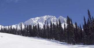 Fantastische Skigebiete im Winter