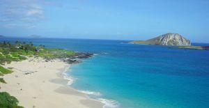 Makapuú Beach Oahu