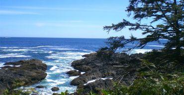 Pazifikküste Vancouver Island