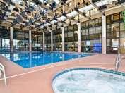 Bryce View Lodge zwembad