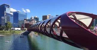 Calgary bietet seinen Besuchern einige Highlights.