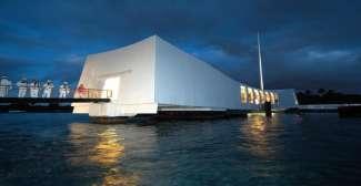 Machen Sie einen Ausflug nach Pearl Harbor