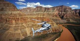 Grand Canyon Helikopterflug