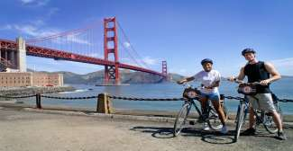 Eine Fahrradtour ist immer ein Abenteuer