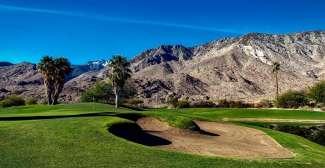 Golfplatz in Palm Springs