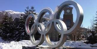 Olympic Plaza Whistler Village