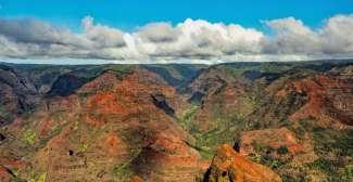 Der Grand Canyon von Hawaii