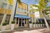 Außenfront Ocean Five Hotel