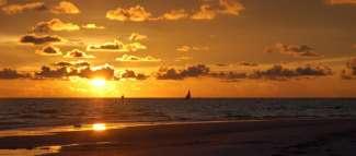 Zu einem der schönsten Strände in Florida zählt St. Pete Beach.