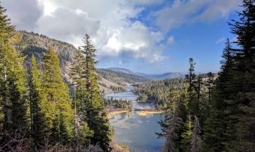 Mammoth Lakes Kalifornien