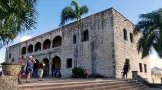 Santa Domingo - Alcázar de Colón