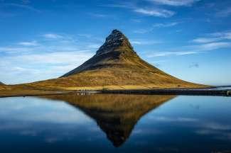 Dieser 463 Meter hohe Berg befindet sich an der Nordküste der Halbinsel Snæfellsnes