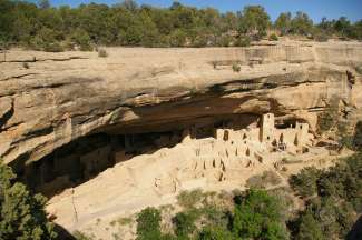 Im Mesa Verde Nationalpark können Sie tief in die Geschichte der Ureinwohner eintauchen.