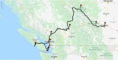 Luxusreise Westkanada