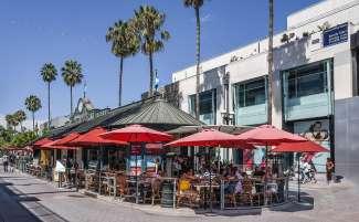 Santa Monica Downtown