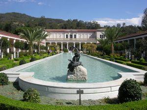 Die Getty Villa