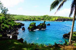 Waianapanapa State Park auf Maui